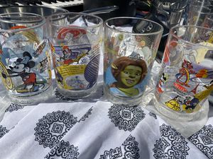 Collectibles Disney glass for Sale in Costa Mesa, CA