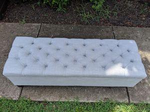 New Tufted Bench/Ottoman for Sale in Murfreesboro, TN