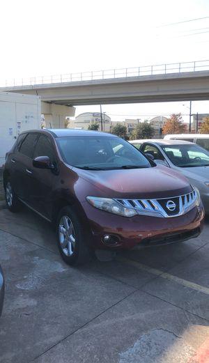 2009 Nissan Murano $4900 for Sale in Dallas, TX