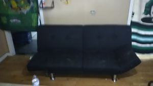 Futon couch for Sale in Wichita, KS