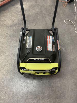Ryobi generator for Sale in Pflugerville, TX