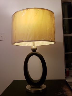 Pair of 2 New Beautiful Lamps Each $ 75 for Sale in Rockville, MD
