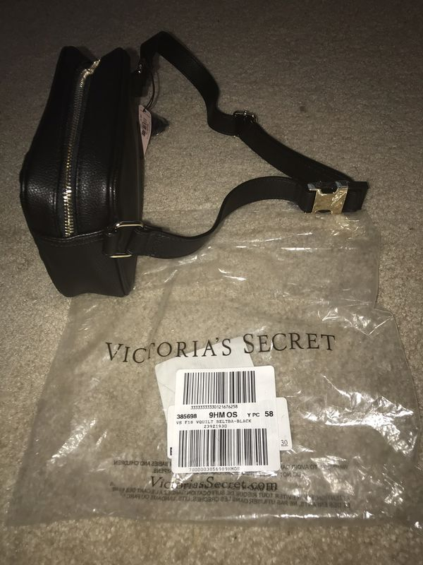 Victoria Secret belted waist bag