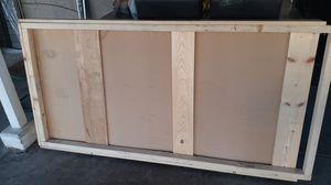 2 wood frames. for Sale in Pomona, CA
