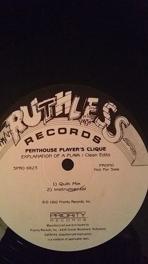 Penthouse players clique vinyl records 1992 for Sale in Modesto, CA
