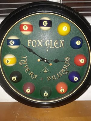 Large antique clock from the 1950's excellent cond,great for mancave for Sale in Covina, CA