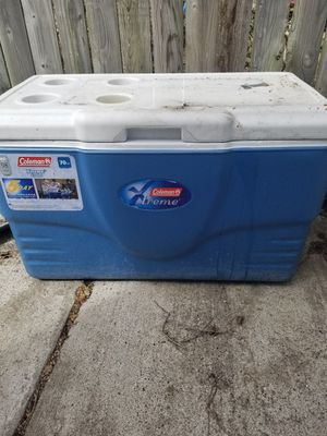 Coleman cooler for Sale in Hazel Park, MI