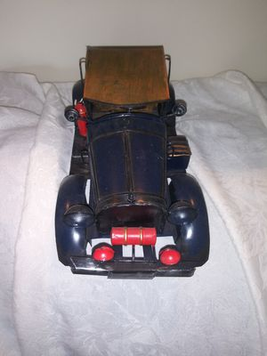 2 metal hand made cars for Sale in Columbia, MO