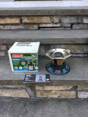 Coleman burner propane Stove for Sale in Concord, MA