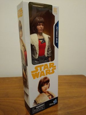 Qi'ra doll for Sale in Alhambra, CA