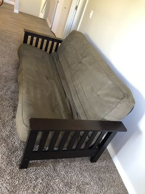 Futon Bed Couch for Sale in Henderson, NV