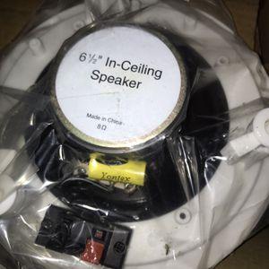 Celling Speaker's 6 1/2 In for Sale in Vancouver, WA