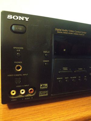 Sony home theater stereo receiver for Sale in Appleton, WI