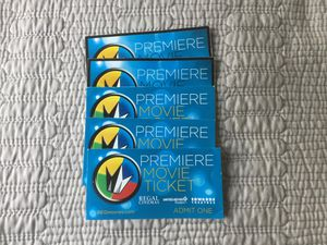 Movie Tickets for Sale in Anaheim, CA