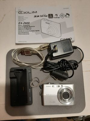 Casio Camera for Sale in Hemet, CA