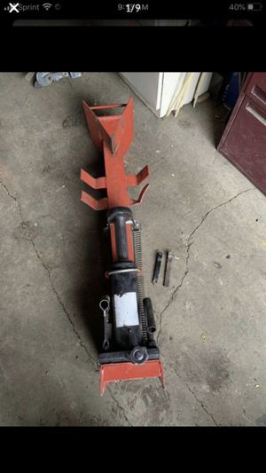 Log splitter for Sale in Parma Heights, OH