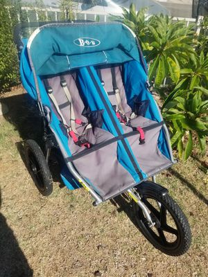 BOB Double Jogger Stroller for Sale in San Diego, CA