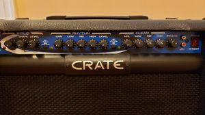 Crate Guitar Amp for Sale in Burlington, NJ