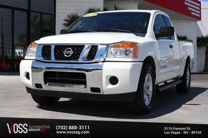 2015 Nissan Titan for Sale in Las Vegas, NV