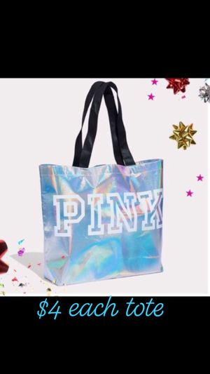 PINK Reusable Tote for Sale in Riverside, CA
