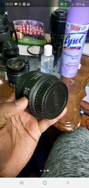 Canon 50mm mark 1 1.8 lens for Sale in Philadelphia, PA