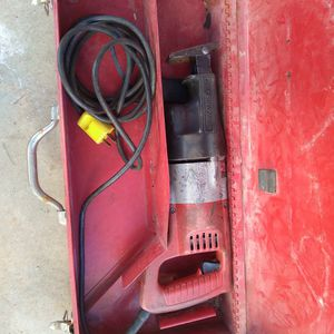 Electric Milwaukee SAWZALL IN BOX $50,00 for Sale in Lakeside, CA