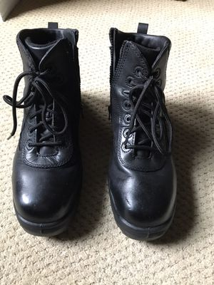 Red wing Wurx 5266 steel toe boots for Sale in Tacoma, WA