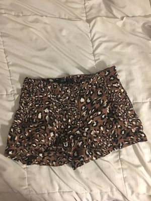 Leopard print shorts for Sale in San Jose, CA