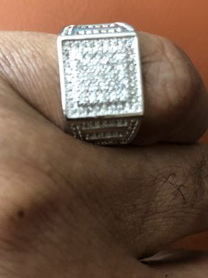 Ring Men's Sterling Silver 925 for Sale in Seattle, WA