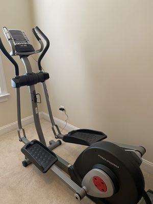 Pro-Form Elliptical Machine for Sale in Ashburn, VA