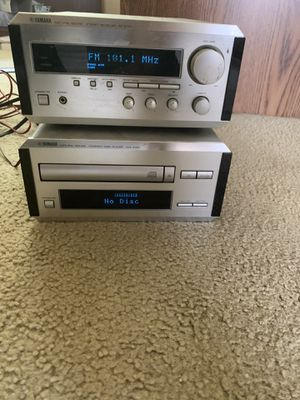 Yamaha Stereo Receiver RX-E100 and Yamaha CDX-E100 Compact Disc Player and Extras Included for Sale in Hawthorne, CA