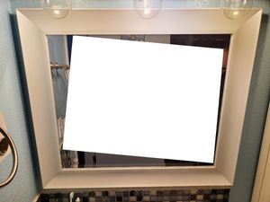 White and brown mirrors for Sale in Tacoma, WA