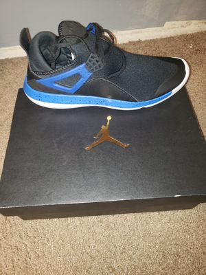 Air Jordan Fly '89 Black/White/Royal Blue Mens Training Shoe. Sizes 11 for Sale in Downey, CA