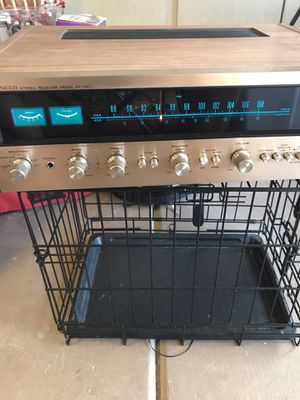 Vintage Pioneer SX 727 receiver for Sale in Peoria, AZ
