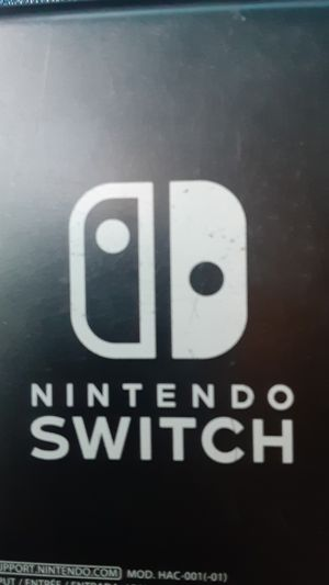 Nintendo Switch 32Gb like new console only for Sale in Tacoma, WA