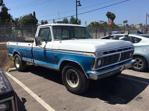 1975 Ford F-250 Ranger for Sale in Escondido, CA