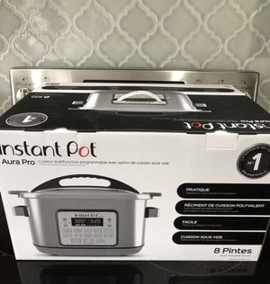 Instant pot for Sale in Huntington Beach, CA