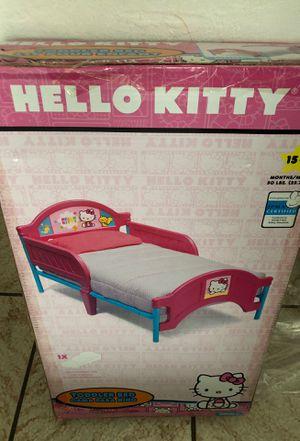 Rare Hello Kitty Toddler Bed for Sale in North Miami Beach, FL