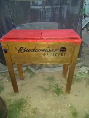 Budweiser and burgers for Sale in Marcus Hook, PA