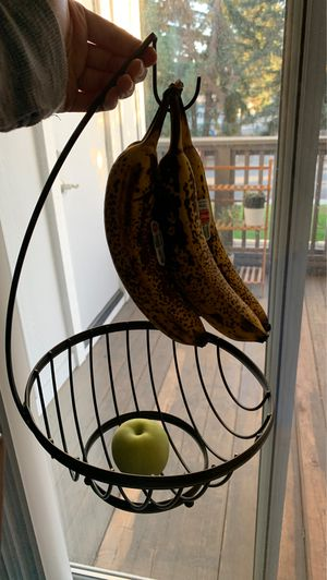 FREE Fruit stand basket for Sale in Sunnyvale, CA