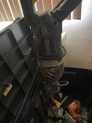 Heavy duty reciprocating saw for Sale in Phoenix, AZ