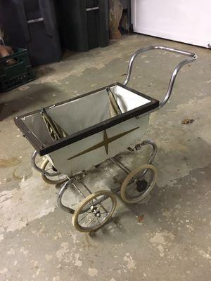Antique Baby Doll Stroller for Sale in Marietta, GA