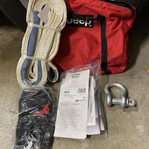 Jeep Rescue Kit for Sale in Sacramento, CA