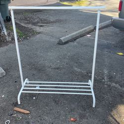 Clothing/Shoe rack. Set Of 2 : $20 for Sale in Sacramento,  CA