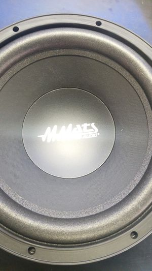 MMats pro audio p112s sub for Sale in Upland, CA