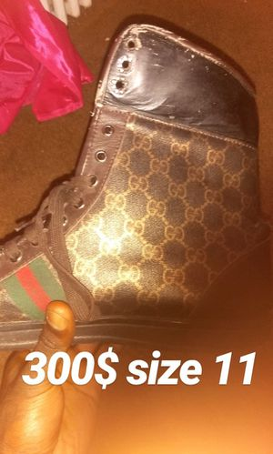 Gucci Hi Tops for Sale in Washington, MD