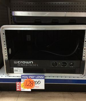 Crown Power-Tech 1 for Sale in Kenmore, WA