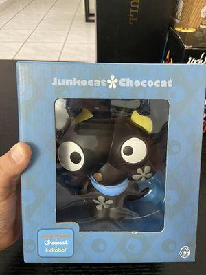 KIDROBOT Junkocat Chococat JUNKO MIZUNO 6-Inch Hello Kitty Sanrio Toy Figure NEW for Sale in Miami, FL