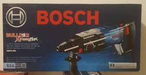 BOSCH BULLDOG XTREME-MAX 1-1/8in SDS-PLUS ROTARY HAMMER for Sale in San Antonio, TX