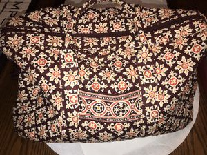 Vera Bradley Large travel duffle for Sale in Everett, WA